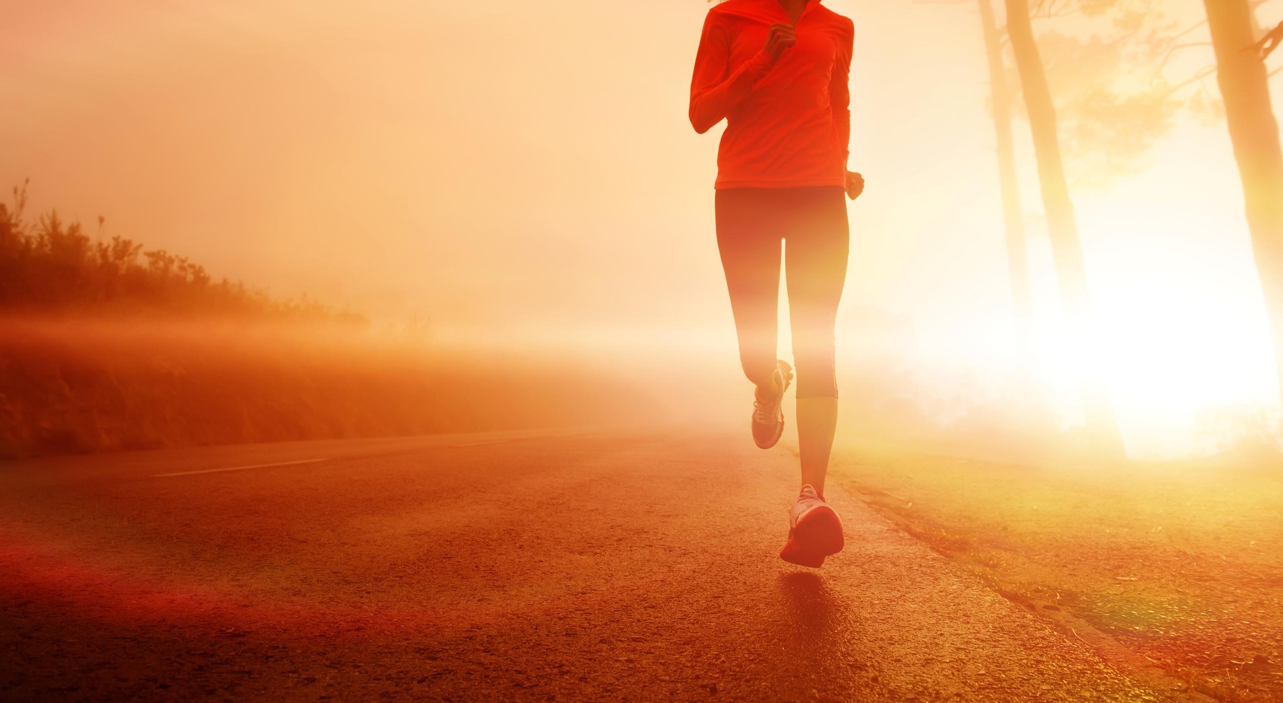 10 consejos para correr con calor