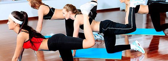 GAP: glúteos, abdominales y piernas de acero (I)