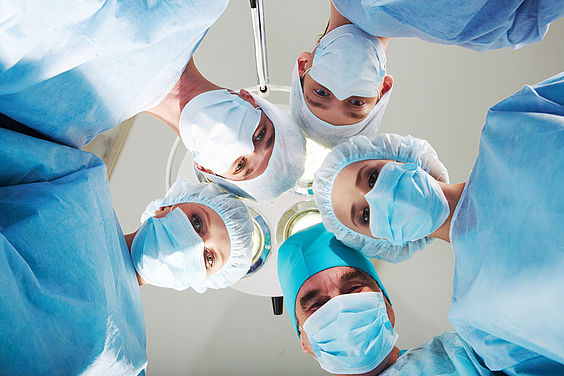 ¿Fisioterapia tras una intervención quirúrgica?