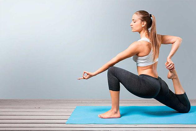Los defectos posturales y el Yoga