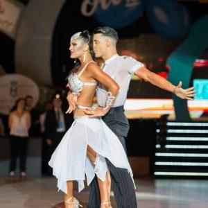David morante e Inés Ferrero_baile deportivo