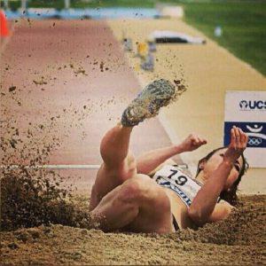 María Zamora_Atletismo